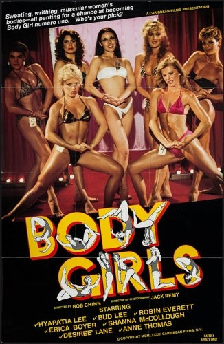 Description Body Girls (1983) - Hyapatia Lee, Erica Boyer, Shanna McCullough