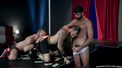 RagingStallion - Otter Erotic Scene 5