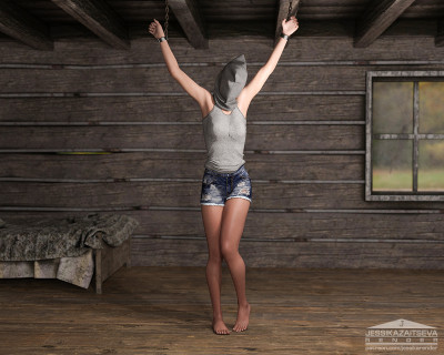 Jessika zaitseva 3d art