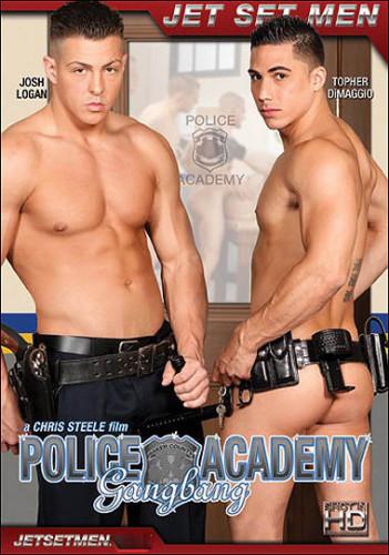 Description Police Academy Gangbang