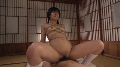Sexy Asian Slave Tied Up & Punished With Creampie