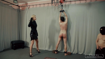 Mistress Anette, Mistress Zita - Punishment Institution XI