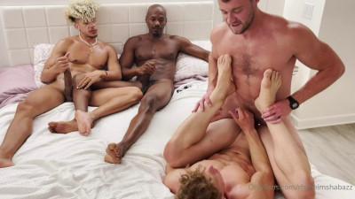 Rhyheim Shabazz, Elijah Zayne, Felix Fox & Justin