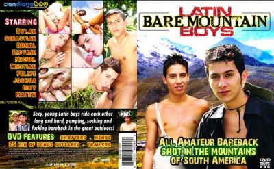 Description Latin Bare Mountain Boys