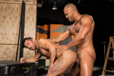 Raging Stallion - Jason Vario & Bruno Bernal