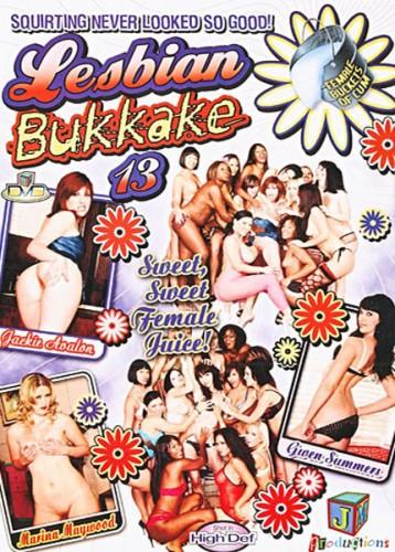 Lesbian Bukkake 13 - Only HD