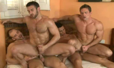 Description Wild Gangbang Collection