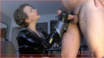 Get Fag Trained On Freak Cock