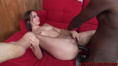 Amber Rayne - Petite Amber Takes A Black Python In The Ass (2020)