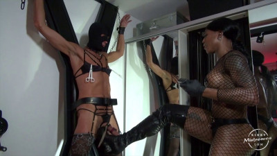 Electro Punishment At The Cross
