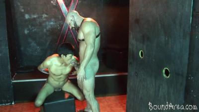 Stud Handles His Nude