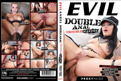 Double Anal Troublemakers (2019/1080p)