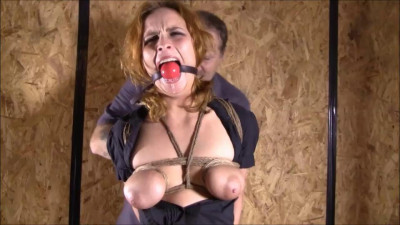 Description Brendasbound Ashley Graham In A Real Bondage Exprirence
