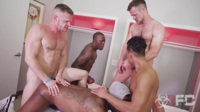 Big Dick Orgy Part 1