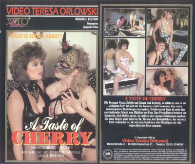 Description Video Teresa Orlowski.A Taste Of Cherry