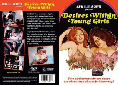 Description Desires Within Young Girls(1977)