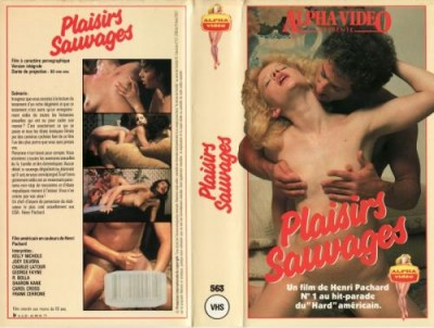 Description Plaisirs Sauvages (1984) - Kristara Barrington, Sharon Kane, Spring Taylor