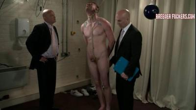 Mark – Stripped, breath control, cock bound