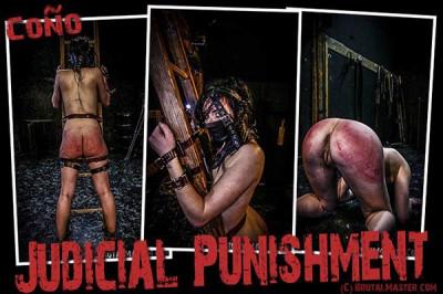 Cono – Judicial Punishment