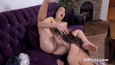 Taissia and Morgan (porn video, vid, lover, watch)