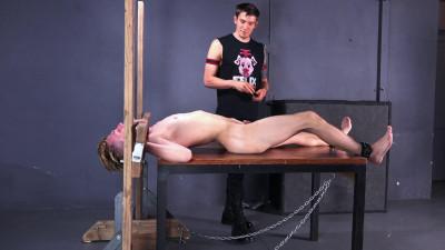 Dream Boy Bondage - Captive Blonde Pt 8 (Leo Edwards, Felix Frost)