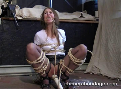 Unreal Mega Hot Gold Excellent Collection Chimera Bondage. Part 5.