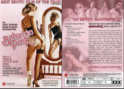 Description Babylon Pink - Vanessa del Rio, Samantha Fox, Georgina Spelvin(1979)