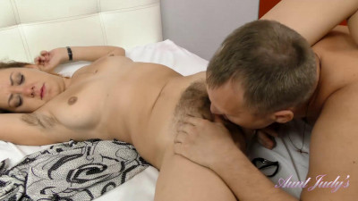 Natali in a Special Hairy Hardcore Update
