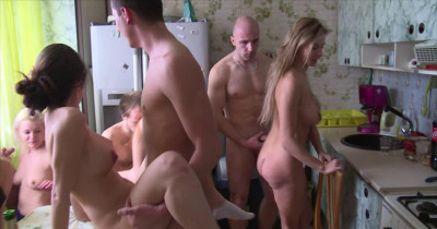 Home Orgy 8 Part 5