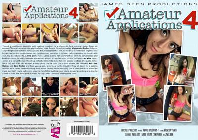 Description James Deen's Amateur Applications Vol 4