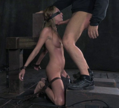 Roxy Rox Turned Into Cocksucking Machine Brutal Deepthroat