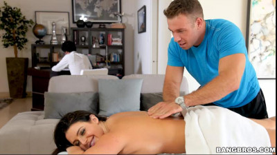 Description Angela White - Happy Ending