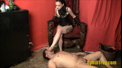 Cybill Troy - Deep Throat My Dirty, Nasty Feet