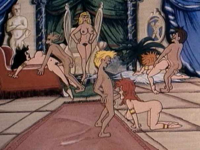 Cartoon-Sex Collection