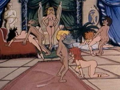 Description Cartoon-Sex Collection