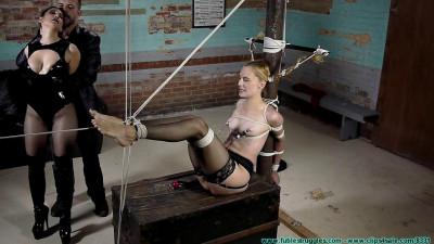 The Torturer's Apprentice – Raven Eve and Ariel Anderssen – HD 720p