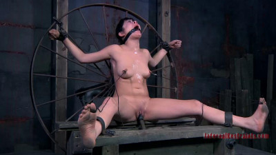 Description InfernalRestraints Nyssa Nevers As the Wheel Turns