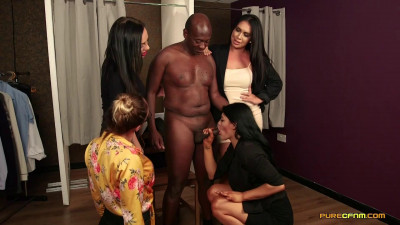 Suits You Sir - Samantha Page, Chantelle Fox