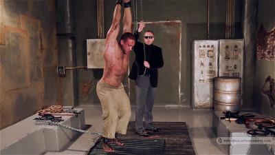 Bodybuilder Roman in Slavery