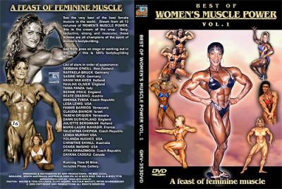 Best Of Women's Muscle Power Vol.1