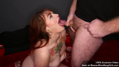 Adora Bell - Messy Slutty Sloppy Deep Throat 7 Facials