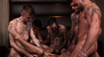 Description TFuck - GangBang Summer - Ty Mitchell Gangbang