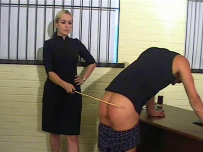 Miss Jessica And Hand Spanking part 25