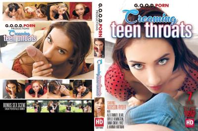 Description Creaming Teen Throats