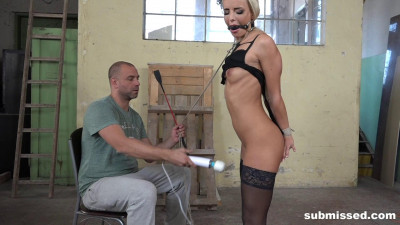 Blonde Victoria Pure Tormented and Vibed