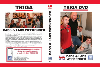 Triga Films Man and Lads Weekender