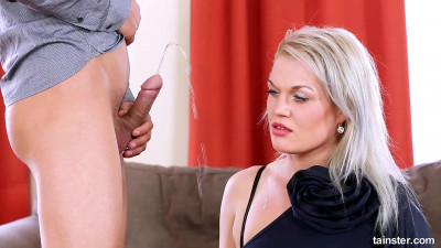 Fully clothed pissing Tainster The Pissing Customer Is Always Right 1080P