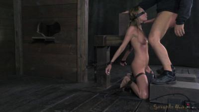 Roxy Rox Turned Into Cocksucking Machine
