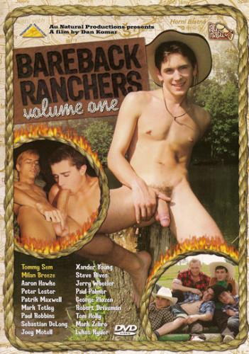 Bareback Ranchers Vol. 1 - Tommy Sem, Aaron Hawke, Milan Breeze