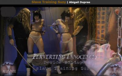 Sensualpain Slave Training Suzy